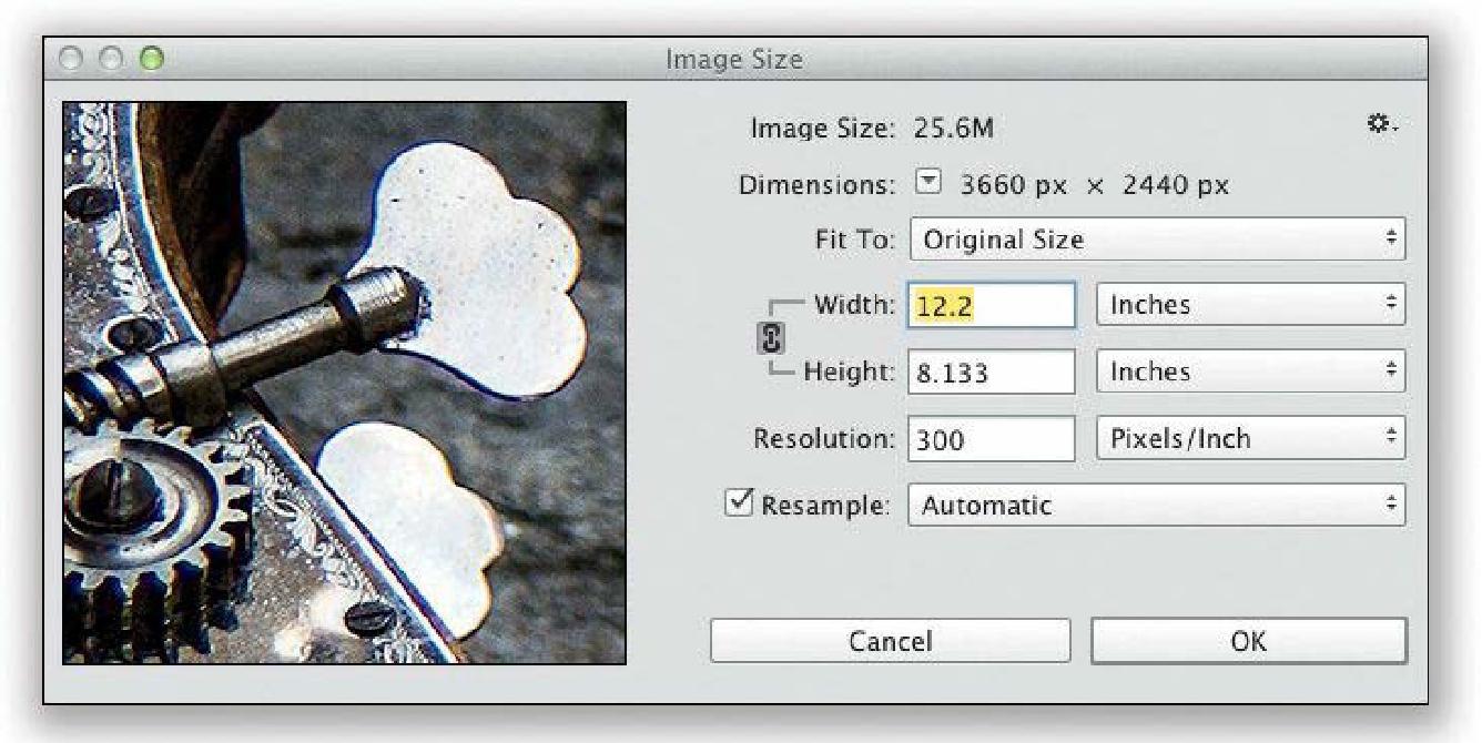 Как сделать jpg 300 точек на дюйм